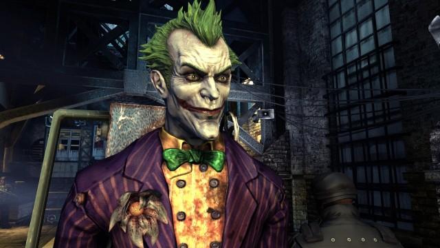 poison ivy batman arkham. overlooking atman Batman